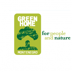 Logo Greenhome Montenegro