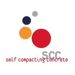 Logo Self Compacting Concrete (SCC)