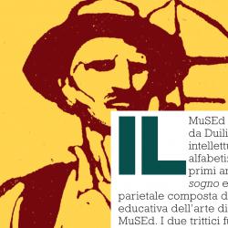 Università Roma Tre – Allestimento per MuSEd, Museo della Scuola e dell'Educazione